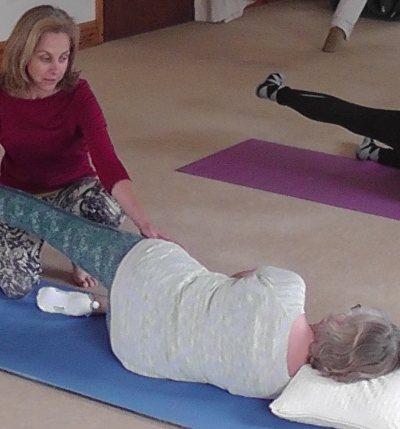 Pilates Lessons
